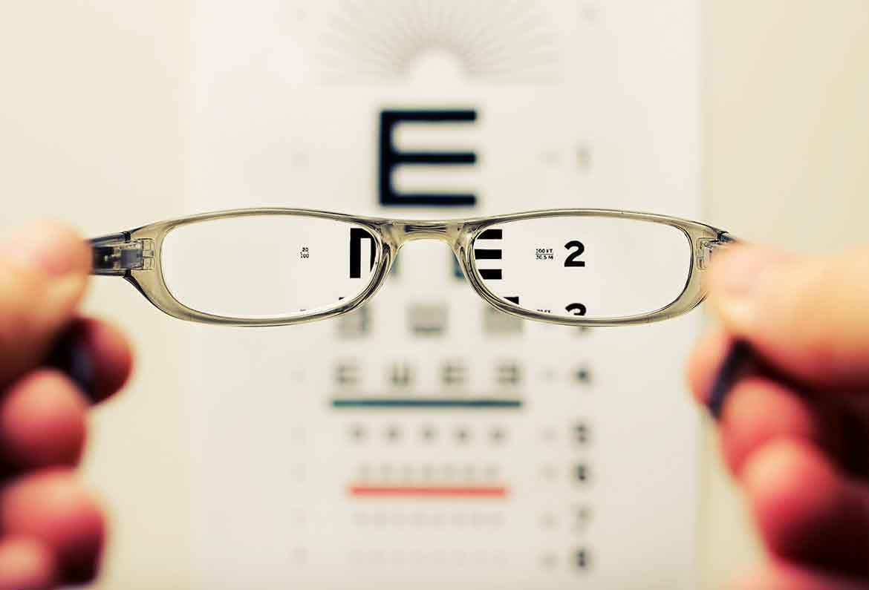 gafas para vision nitida